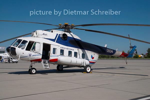 2009-08-25 0834 Mil mi8 Czech Air Force