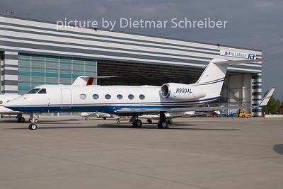 2009-09-30 N900AL Gulfstream 4