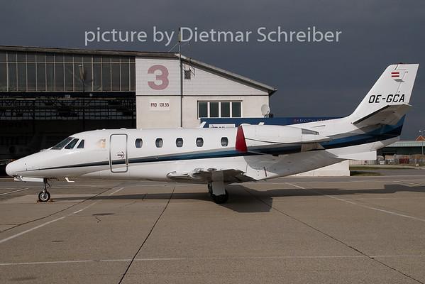 2009-09-30 OE-GCA Cessna 560XL Goldeckflug
