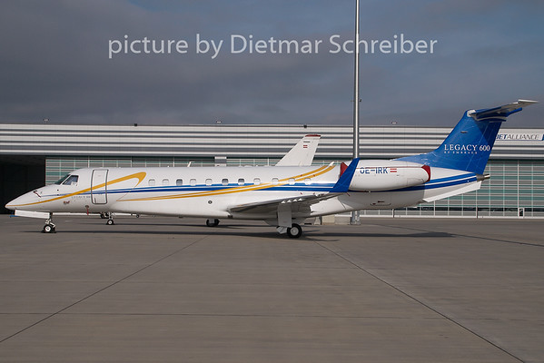 2009-10-23 OE-IRK Embraer 135