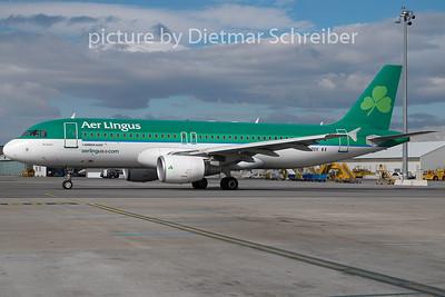 2009-10-27 EI-DEK Airbus A320 Aer Lingus