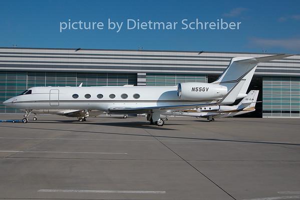2009-10-27 N55GV Gulfstream 5