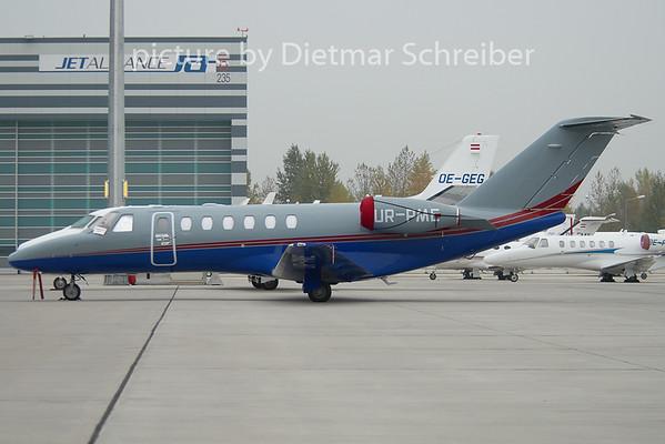 2009-10-26 UR-PME Cessna 525B