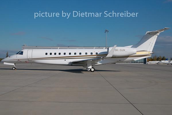 2009-10-27 OK-SUN Embraer 135
