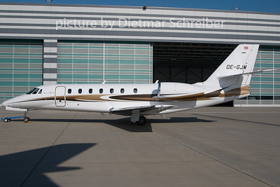 2009-10-27 OE-GJM Cessna 680
