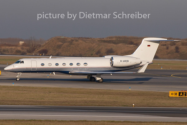 2009-11-26 D-ADCB Gulfstream 5