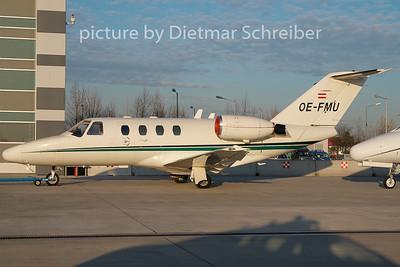 2009-11-26 OE-FMU Cessna 525