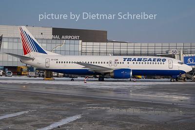 2010-01-22 EI-CXK Boeing 737-400 Transaero