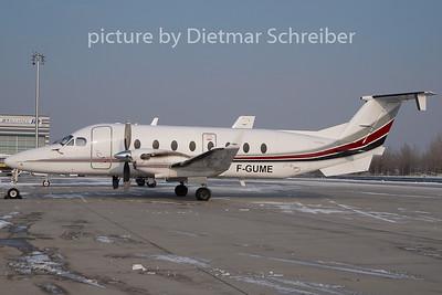 2010-01-22 F-GUME Beech 1900D