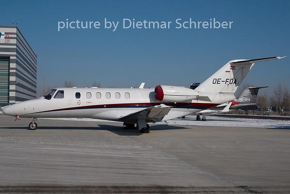 2010-01-27 OE-FOA Cessna 525A