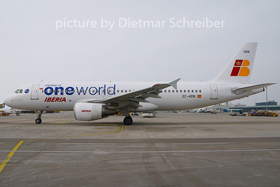 2010-01-25 EC-HDN Airbus A320 Iberia