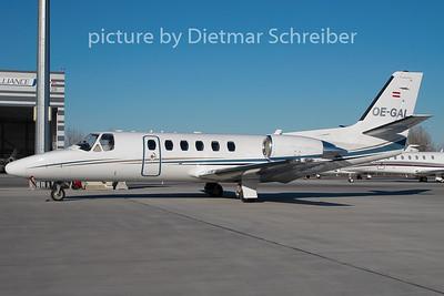 2010-03-01 OE-GAL Cessna 550