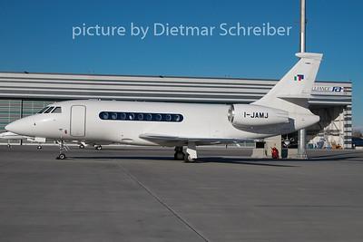 2010-03-03 I-JAMJ Falcon 2000