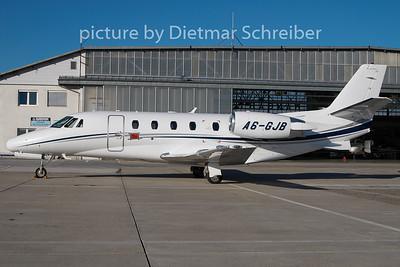 2010-03-01 A6-GJB Cessna 560XL