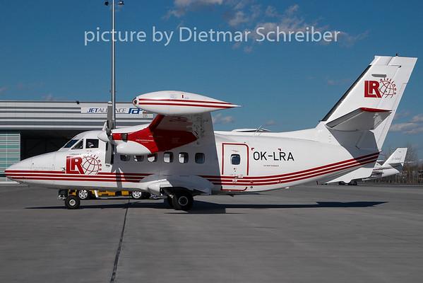 2010-03-01 OK-LRA Let 410 LR Airlines