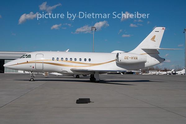 2010-03-01 OE-HVA Falcon 2000 Comtel Air