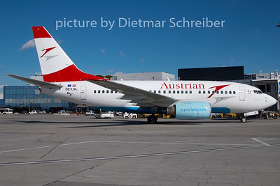 2010-03-01 OE-LNL Boeing 737-600 Austrian Airlines