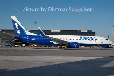 2010-03-30 YR-BIC Boeing 737-800 Blue Air