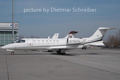 2010-03-26 I-YLFC Learjet 45