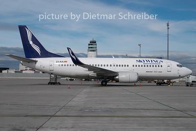 2010-03-29 Z3-AAJ Boeing 737-300 Skywings International