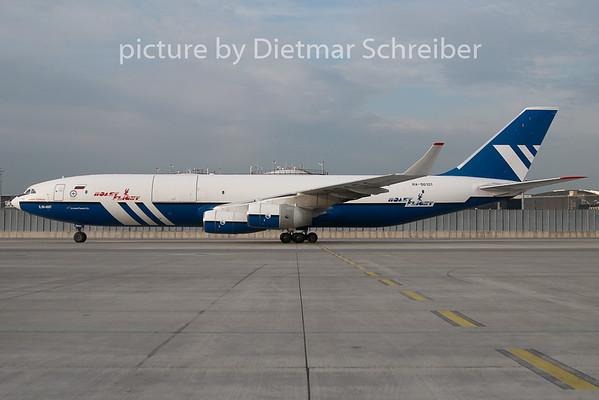 2010-04-27 RA-96101 Ilyushin 96 Polet Flight