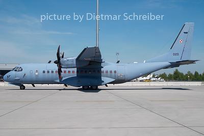 2010-04-29 020 Casa CN295 Polish AIr Force