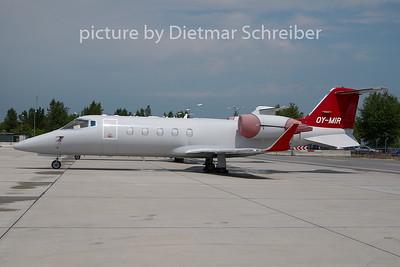 2010-05-25 OY-MIR Learjet 60