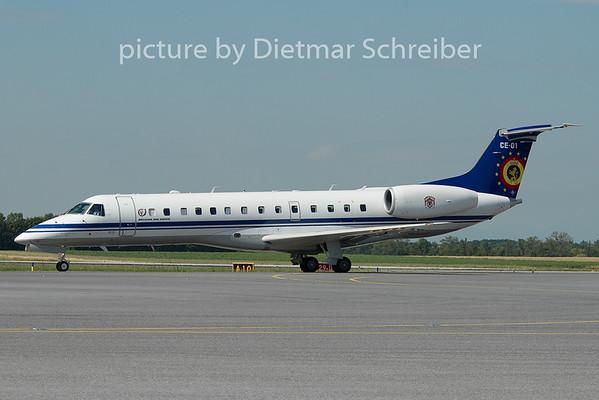 2010-06-28 CE-01 Embraer 135 Belgian AIr Force