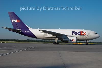 2010-06-29 N454FE Airbus A310 Fedex