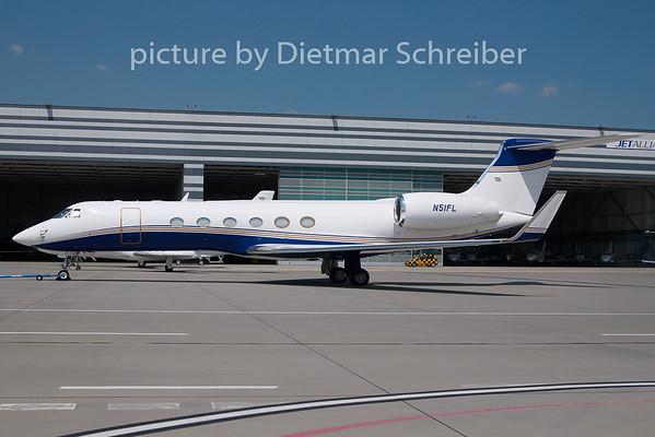 2010-06-30 N51FL Gulfstream 5