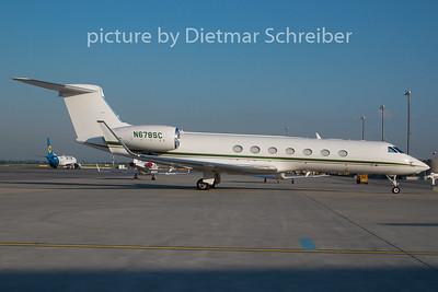 2010-06-29 N678SC Gulfstream 5