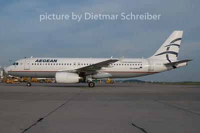 2010-08-20 SX-DVM Airbus A320 Aegean