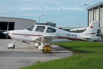 2010-08-20 HB-KHE Cirrus SR20