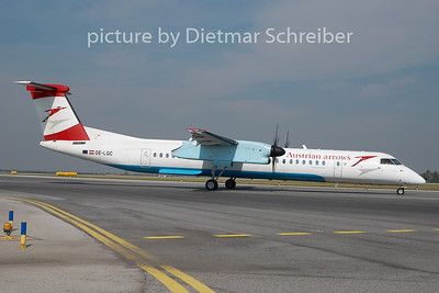 2010-09-24 OE-LGC Dash8-400 Austrian Arrows