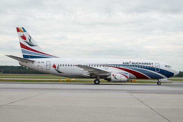 2010-09-30 YR-TIB Boeing 737-300 Air Bucarest