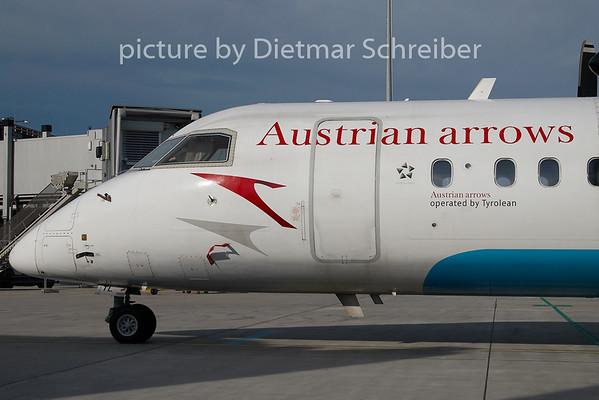2010-10-31 OE-LTL Dash8--300 Austrian Arrows