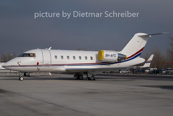 2011-01-28 9H-AFC CL600