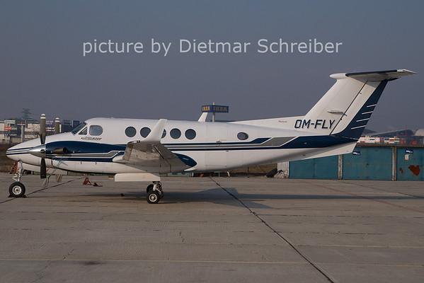 2011-02-25 OM-FLY Beech 200 King AIr