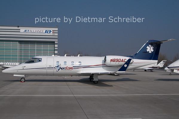 2011-02-28 N890AC Learjet 55