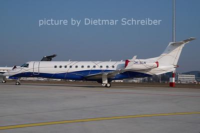 2011-02-25 OK-SLN Embraer 135