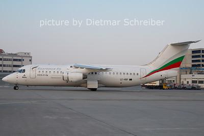 2011-02-25 LZ-HBF Bae 146 Bulgaria AIr