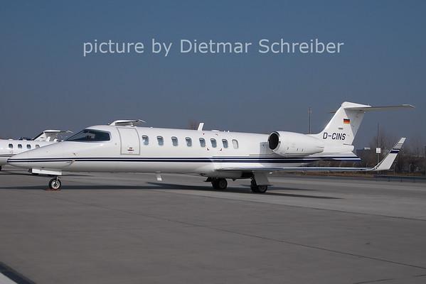 2011-02-28 D-CINS Learjet 45
