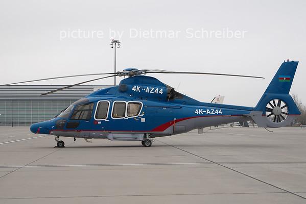 2011-03-28 4K-AZ44 Eurocopter AS365