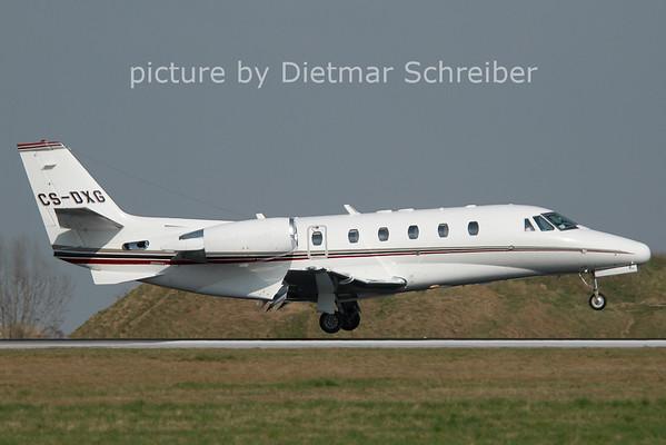 2011-03-31 CS-DXG Cessna 560XL Netjets