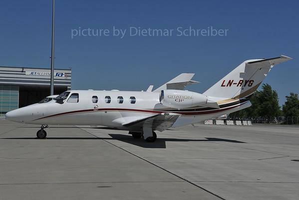 2012-04-30 LN-RYG Cessna 525