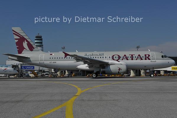 2011-05-31 A7-AHH Airbus A320 Qatar Airways