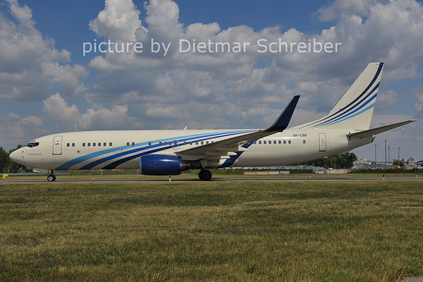 2011-06-29 VP-CBB Boeing 737-800