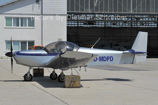2011-06-29 D-MDPD Zenair CH 601 DX Zodiac