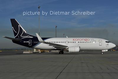 2011-08-29 OO-LTM Boeing 737-300 Korongo