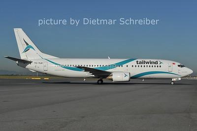 2011-09-30 TC-TLD Boeing 737-400 Tailwind